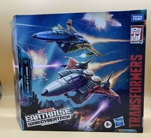 Transformers Siege Earthrise WFC-E27 Seekers Elite Ramjet & Dirge 2-pack Sealed