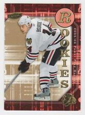 2005-06 UD Power Play > RENE BOURQUE Rookie Card # 150.