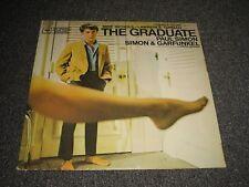 The Graduate Original Movie Soundtrack Columbia Records OS 3180 Stereo