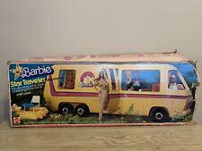 *VINTAGE* 1976 BARBIE STAR TRAVELER ELEGANZA II MOTOR HOME RV CAMPER And Box