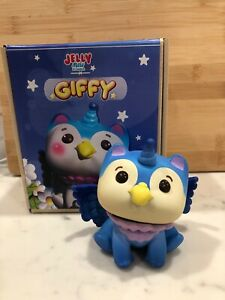 Blue Giffy By Jelly Mew (Resin)