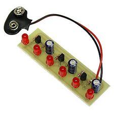 KitsUSA K-6825 SUPER LED CHASER - RED
