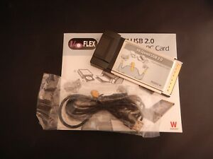 PC CardBus to USB 2.0 Adapter Ruggedized