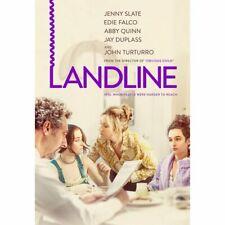 NEW!! Landline (DVD, 2017, Widescreen) Starring John Turturro