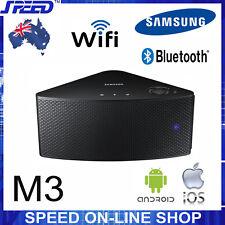 Samsung M3 WAM350 Wireless Bluetooth Audio Multi-Room Speaker - Black