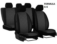 VAUXHALL VECTRA C ESTATE 2002-2008 Embossed leather seat covers,Tailored,!