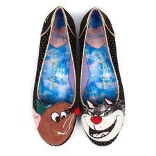 Irregular Choice Cinderella Collection Flats UK 6.5 EU 40 JS43 73 SALEs