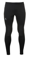 SALOMON Mens Performance Tights Black Mens Size UK XXL *REF88