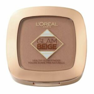 L'Oréal Paris Glam Beige Healthy Glow Powder - Medium Dark