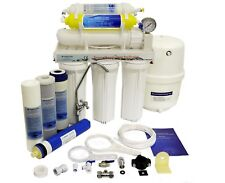 Finerfilters Domestic Undersink 6 Stage Reverse Osmosis System Fluoride Removal