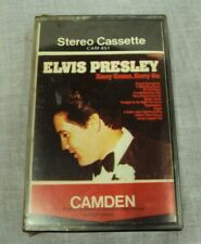ELVIS PRESLEY Cassette Tape ~ EASY COME, EASY GO  ~ CAM 451 Camden Pickwick