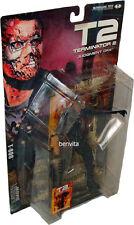 McFarlane Movie Maniacs Series 4 - Terminator 2 T-800 17,5 cm Figur 13+ - Neu