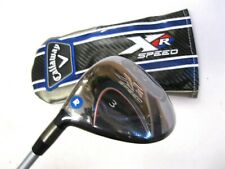 LEFT HAND Callaway XR SPEED 3 wood 15° REGULAR Flex HZRDUS 5.5 Shaft