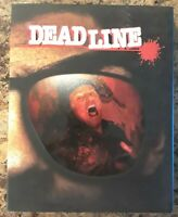 Deadline (New Blu-ray / DVD) with Limited Edition Slipcover Vinegar Syndrome