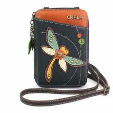 Chala -  Dragonfly  - Wallet Crossbody  New