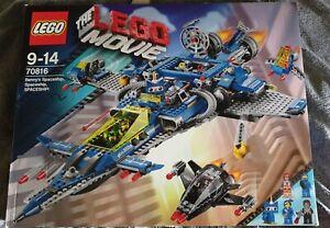 Lego The Lego Movie 70816 Benny's Spaceship