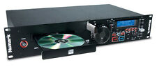 Numark MP103USB Professional Rack Mountable Usb And Mp3 Cd Media Player