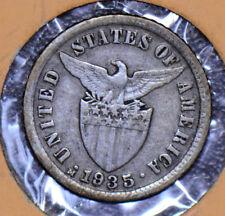 Philippines 1935 10 Centavos  190257 combine shipping