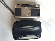 Nikon 35Ti 35 mm Point & Shoot Film Camera