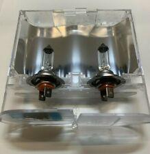 Genuine Philips H7 Standard Halogen Replacement Headlight Bulb, (1 SET)
