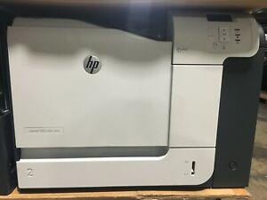 HP LASERJET 500 COLOR M551DN LASER PRINTER REFURBISHED CF082A