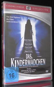 DVD DAS KINDERMÄDCHEN - CINEMA FINEST COLLECTION - Regisseur von DER EXORZIST *