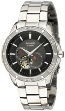 Accurist MB912B Automatic Tourbillion Multi Dial Watch, 2 Year Guar RRP £249.00