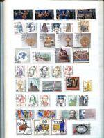 Berlin 1978 - 1990 gest. Sammlung im Steckbuch