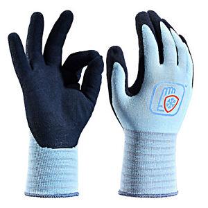 SAFEYEAR Safety Work Gloves Garden Component Handling Garage Rufuse Collection