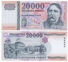 Hungary P-193d 2007 20000 20,000 Forint (Gem UNC)