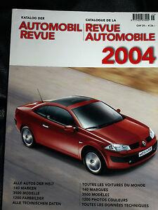 2004 AUTOMOBILE REVUE FERRARI ENZO 612 SCAGLIETTI 360 575M CHALLENGE MODENA SWIS