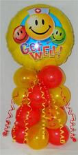 Get Well Soon Foil Balloon Display Gift  FREE 1ST CLASS POSTAGE