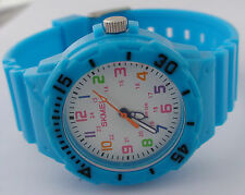 Plastic Band Analogue 50 m (5 ATM) Wristwatches