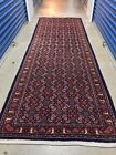 Absolutely Beautiful Large Wool Hand knotted Rug Carpet Runner Size 128x43 Inch