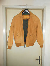 Jacket Bomber Timberland in Pelle/Leather size 50