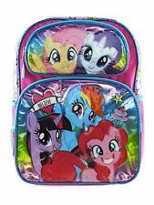 "NEW My Little Pony Believe Toddler 12"" Backpack"