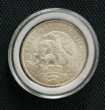1968 OLIMPIADA MEXICO Commemorative Silver coin Dia 38mm (+ FREE 1 coin) #D8975