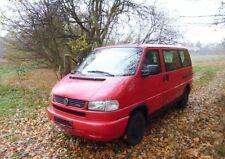 VW- T4 Multivan 2,5 TDi - 75 KW  mit 2 SCHIEBETÜREN 2.Hd. gepflegt Baujahr 2000