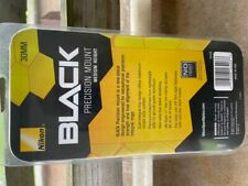 Nikon Black Precision 30mm Scope Mount