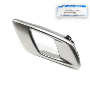 For Ford Ranger Wildtrak 2012 17 18 Genuine Front Rh Inner Handle Hand Grey