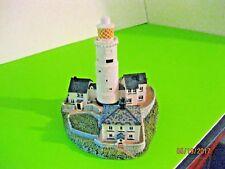 Start Point Lighthouse 1993 The Danbury Mint Historic Int. Lighthouses