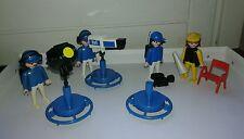 PLAYMOBIL set riprese televisive vintage n. 3531 (1979-1981)