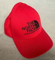 The North Face Classic Sport Snapback Cap Hat Red OS