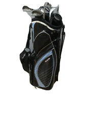 RAM G-Force Complete Golf Set With 10 Clubs Plus Deluxe Stand Bag