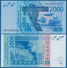 WEST AFRICAN STATES / TOGO 2000 Francs 2003 (20)04 UNC P.816T b