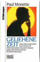 Geliehene Zeit von Paul Monette, 1991, Taschenbuch