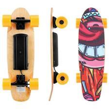 Elektro Skateboard E-Skateboard Elektrisches Komplettboard  Miniboard 20km/h NEU