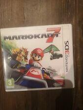 Nintendo 3DS Mario Kart 7 3DS Cased
