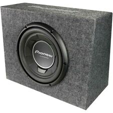 "Pioneer 12"" Single Passive Loaded Compact Sub Enclosure - 1300W 4ohm SV TSWX126B"