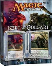 Magic the Gathering MTG - Izzet vs Golgari Factory Sealed Duel Deck